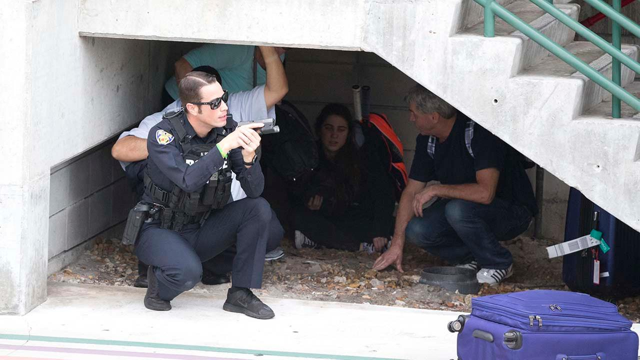 FBI: Airport gunman traveled to Florida for massacre