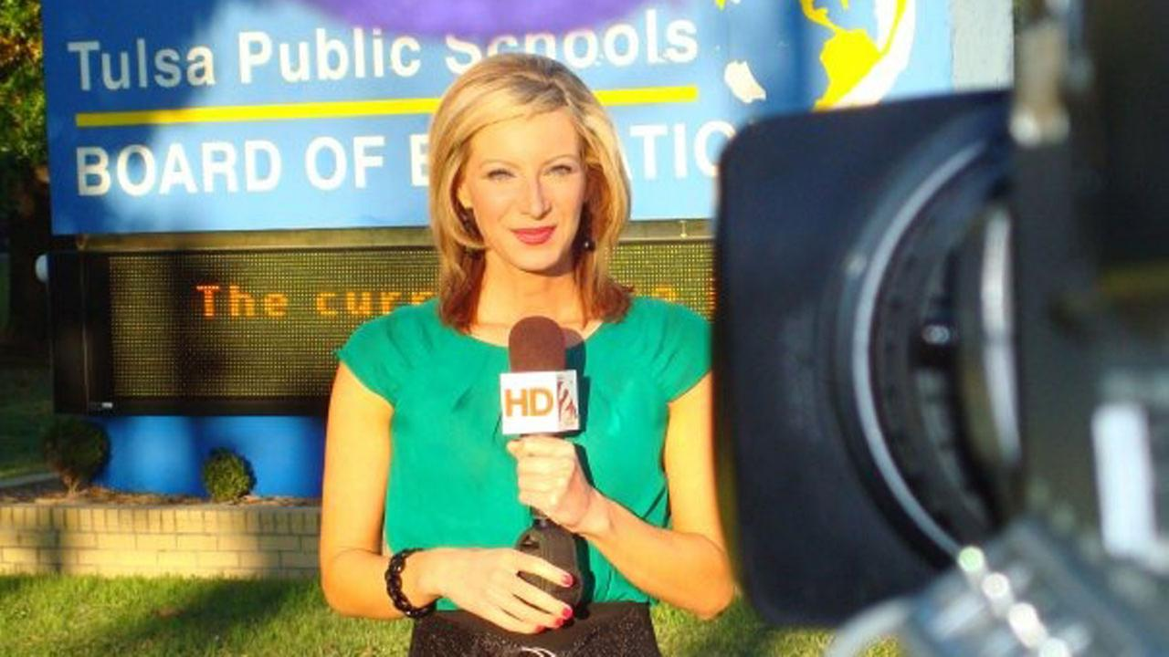 Heres the amazing Marla Carter before she came to ABC13! Before Houston, she served as a reporter in Oklahoma.