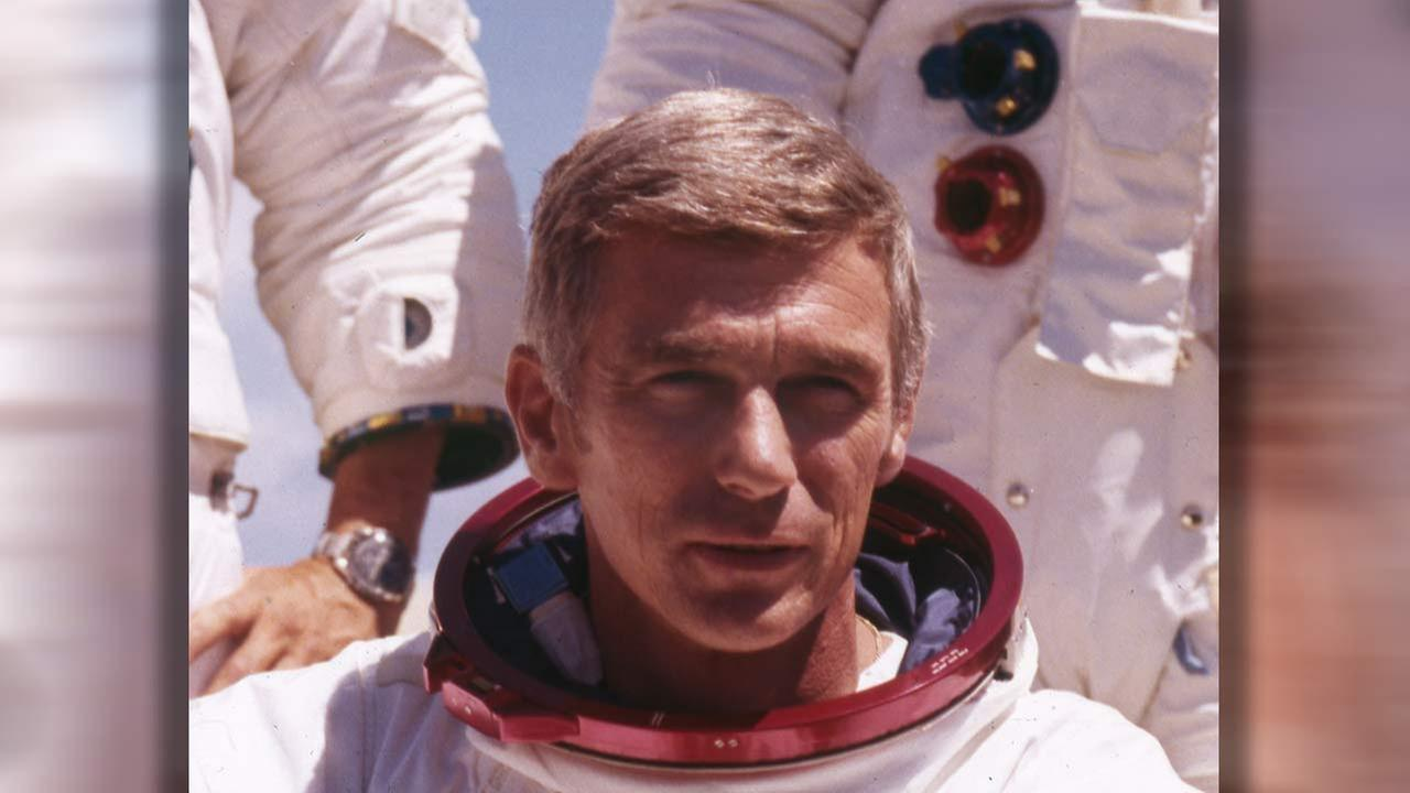 Gene Cernan: Last man to walk on the moon dies, aged 82