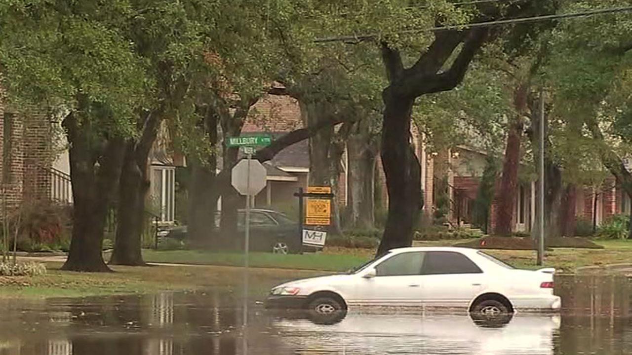 Meyerland flooding
