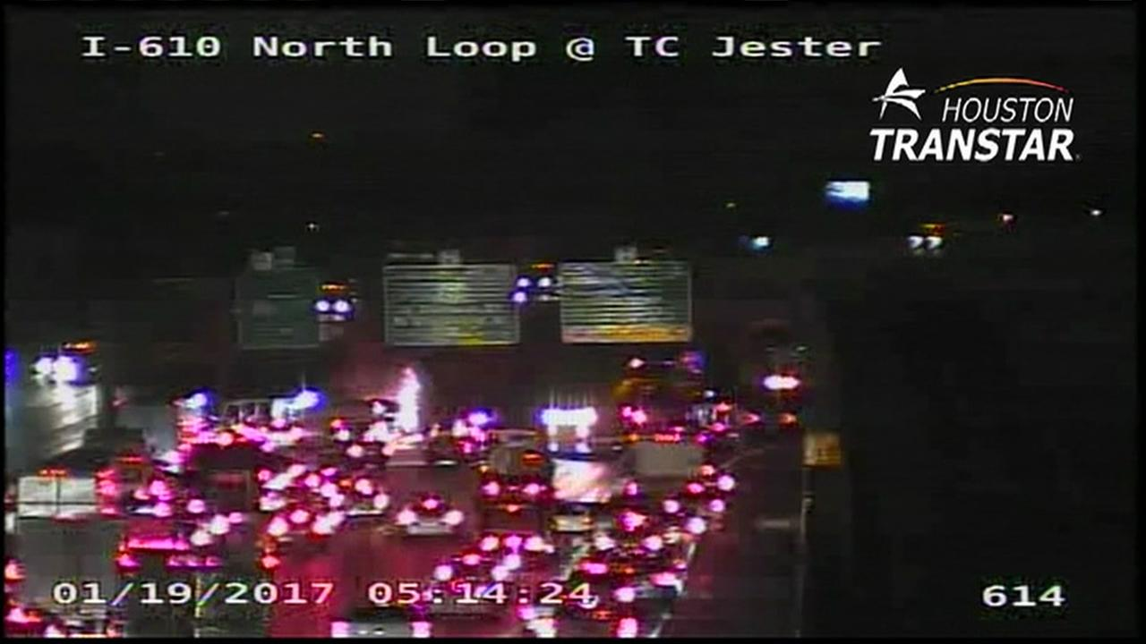 North Loop crash