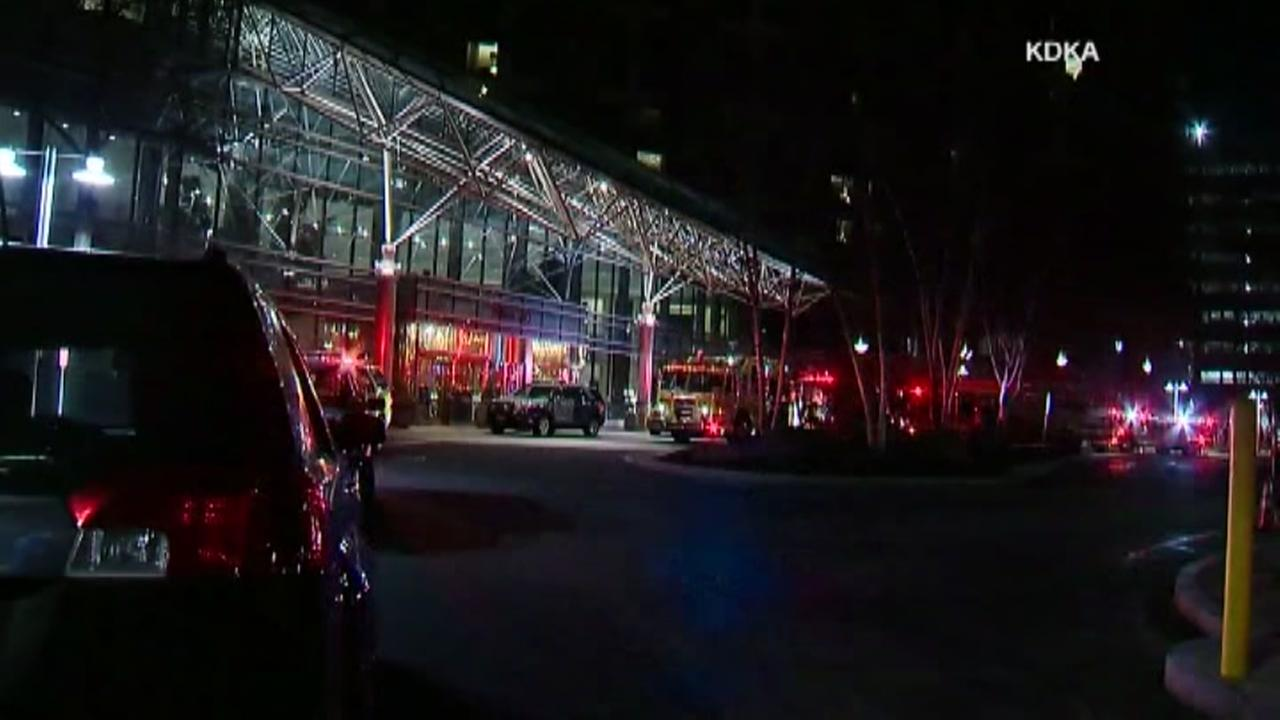 Prank against Steelers suspected in early hotel fire alarm
