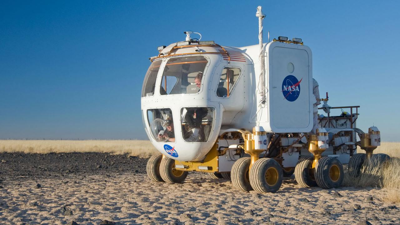 NASA SEV - Space Exploration Vehicle