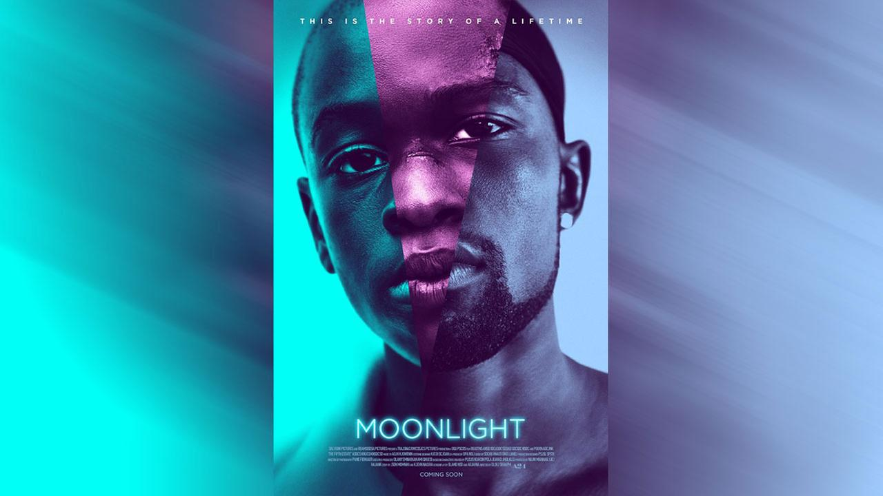 Moonlight movie posterA24/Plan B Entertainment