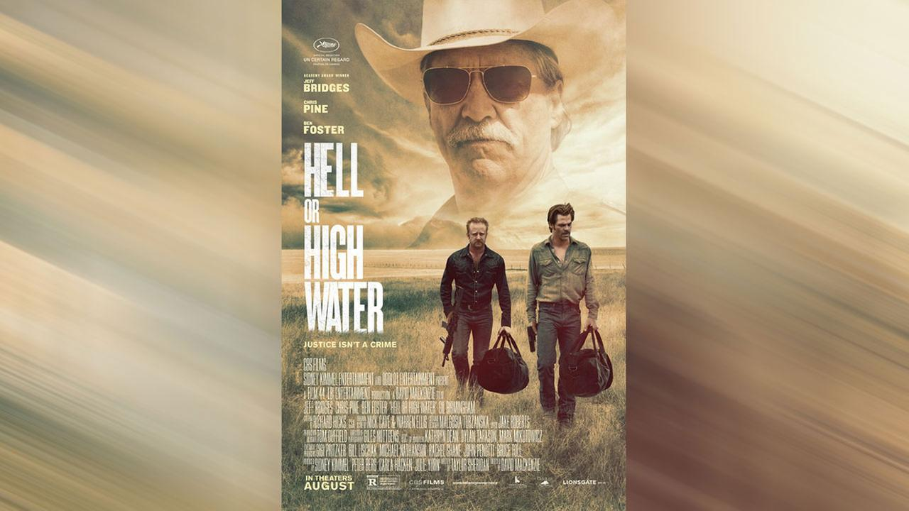 Hell or High Water movie posterFilm 44/Oddlott Entertainment