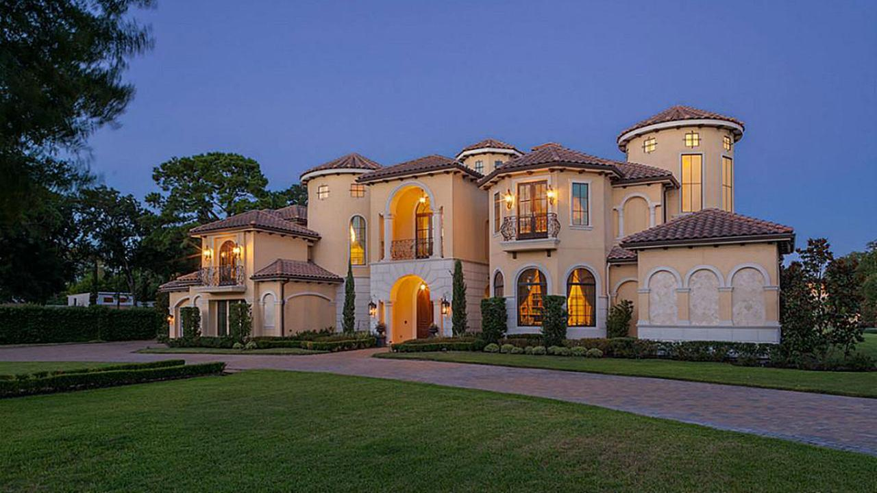photos: most expensive homes in the houston area in 2016 | abc13