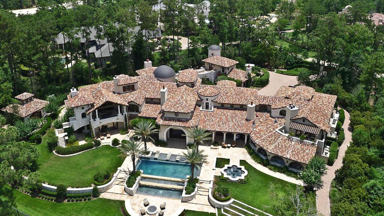 This revered 17,000-square-foot Carlton Woods estate in The Woodlands sits on the Nucklaus Course. It sold for approximately $7 million.Houston Association of Realtors