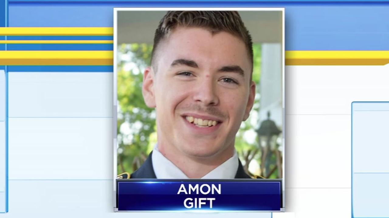 Veterans body found - Amon Gift