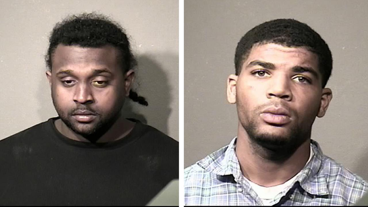 Suspects in Galleria shooting charged