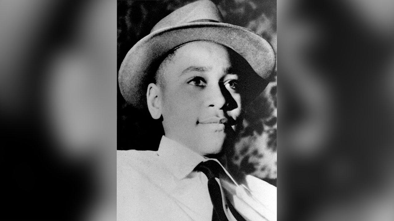 An undated portrait of Emmett Louis Till, a black 14 year old Chicago boy, whose weighted down body was found in the Tallahatchie River near the Delta community of Money, MS.