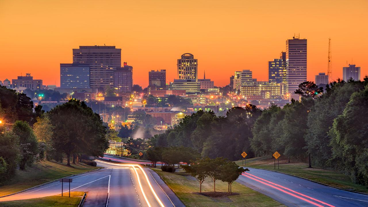 Columbia, South Carolina, ranked as the eleventh most romantic city.Shutterstock