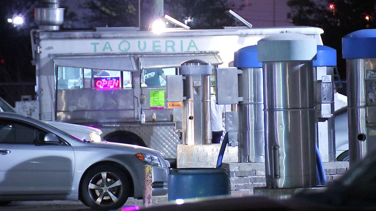 Dyna taco truck shooting