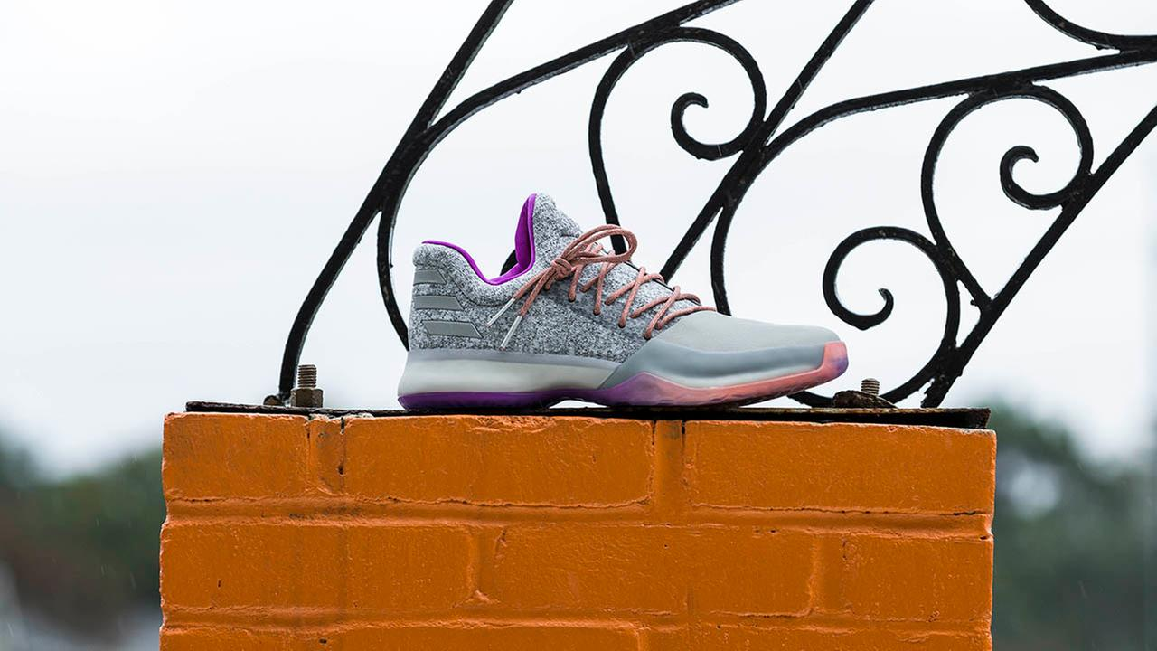 Adidas unveils new James Harden sneakers