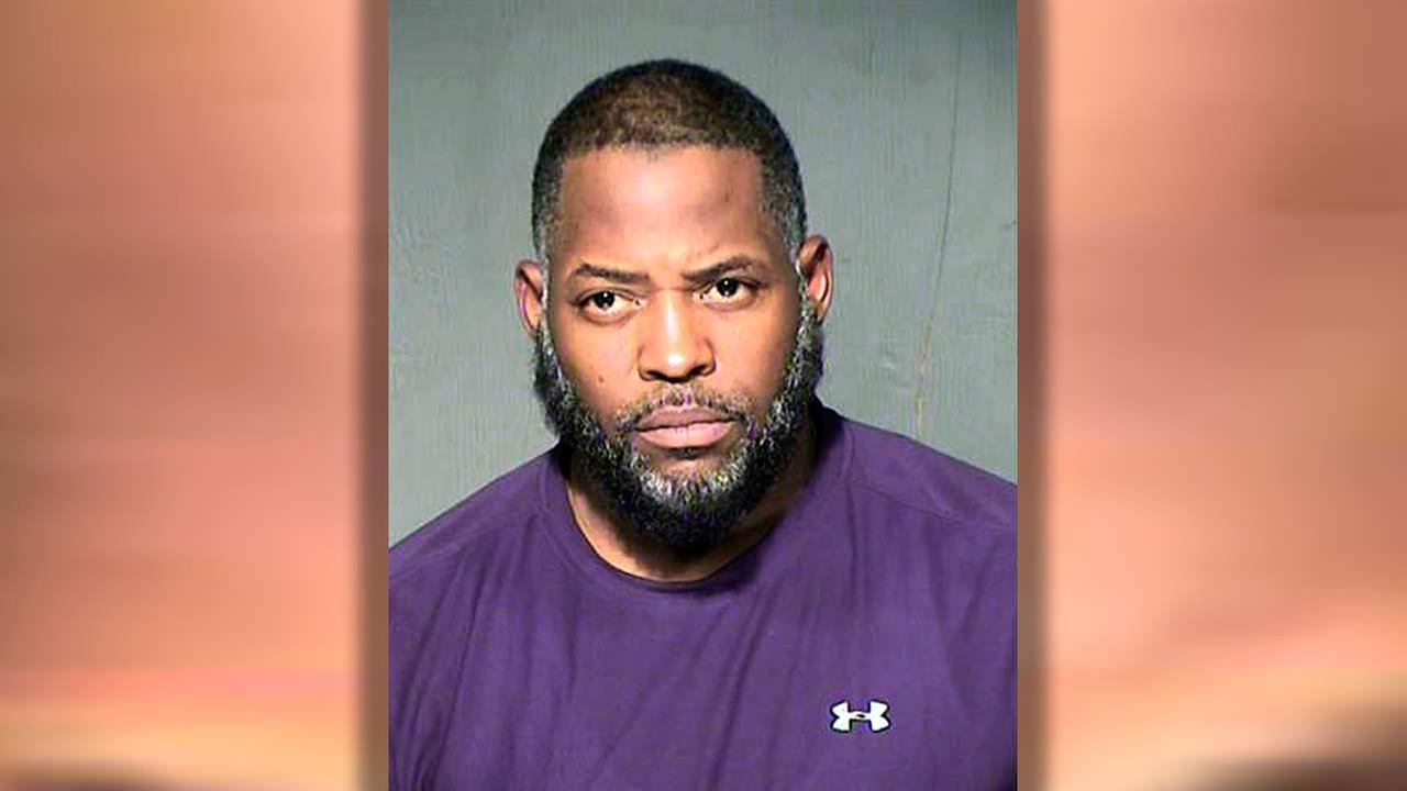 This undated photo provided by the Maricopa County Sheriffs Department shows Abdul Malik Abdul Kareem.