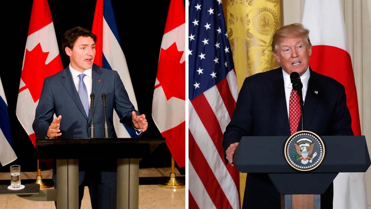Right: AP Photo/Ramon Espinosa; Left: (AP Photo/Evan Vucci)