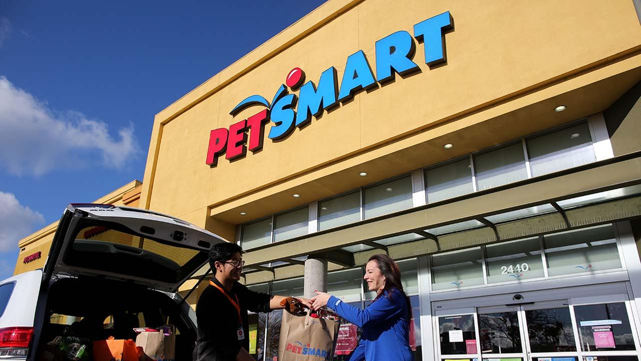(Sammy Dallal/AP Images for PetSmart, Inc.)