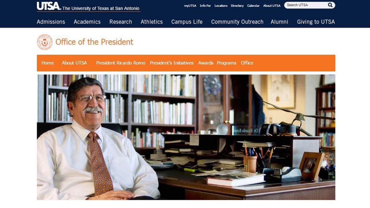 University of Texas at San Antonio president placed on administrative leave