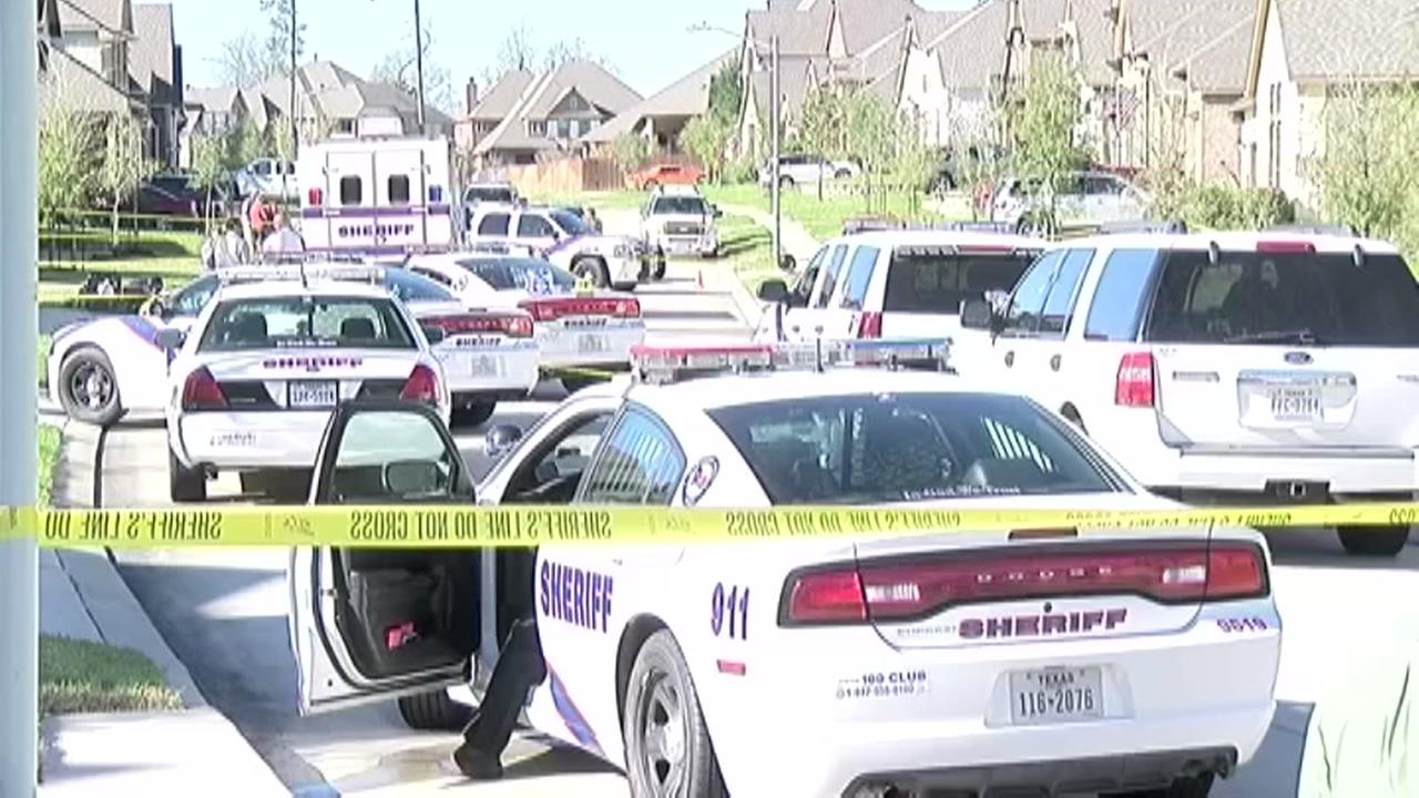 Man killed by deputies after son finds mom stabbed to death