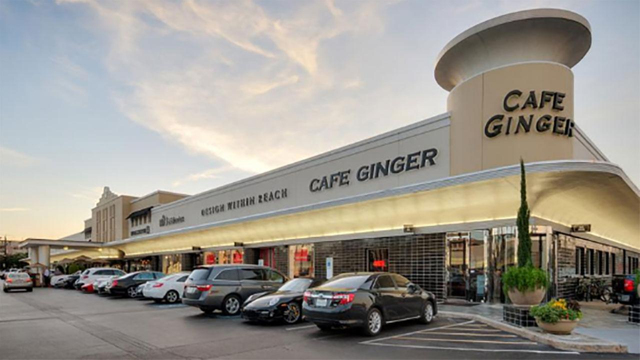 Weingarten plans to build a 30-story residential luxury high-rise within the River Oaks Shopping Center. It will be on the site of Cafe Ginger and Local Pour.