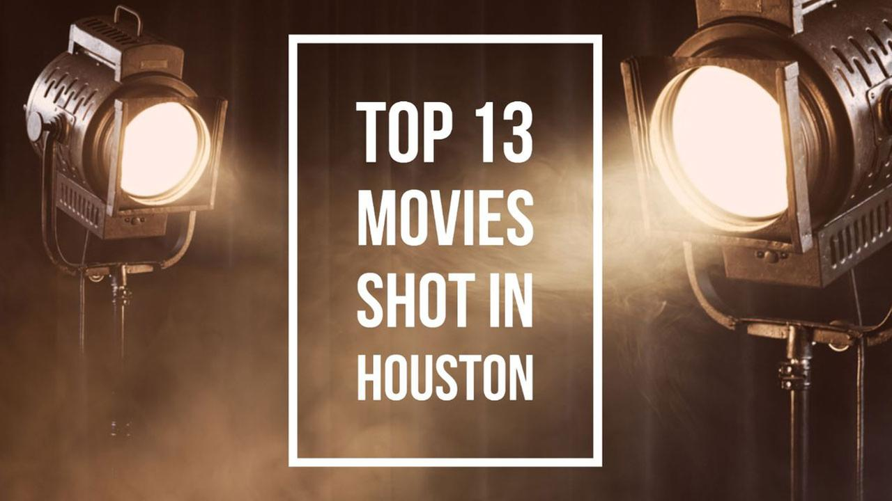Top 13 movies made in Houston