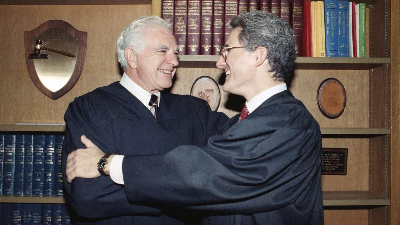 Joseph Wapner, judge on