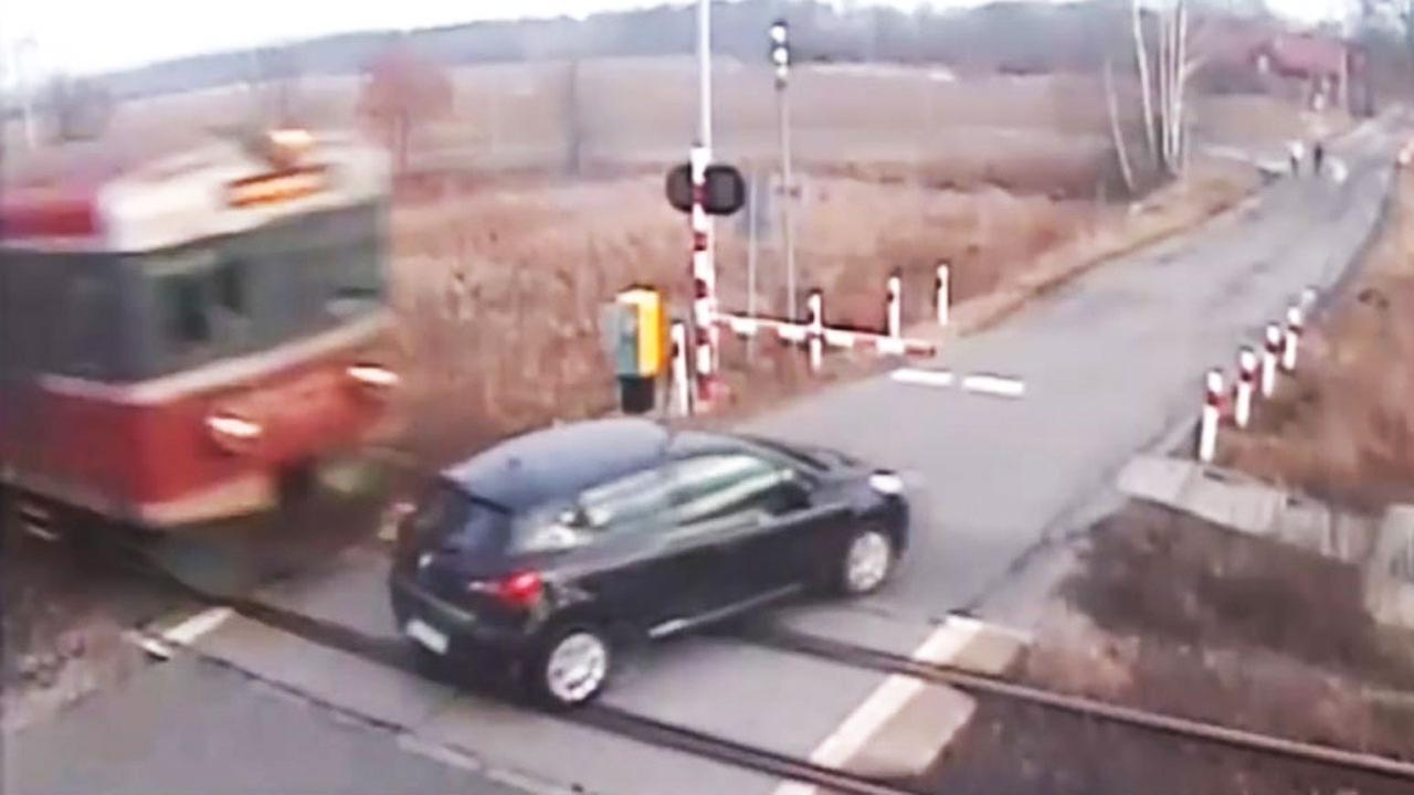 Polish train crash