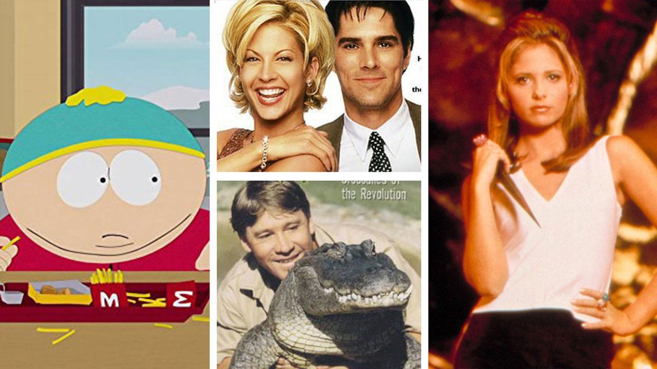 TV shows turning 20 years old