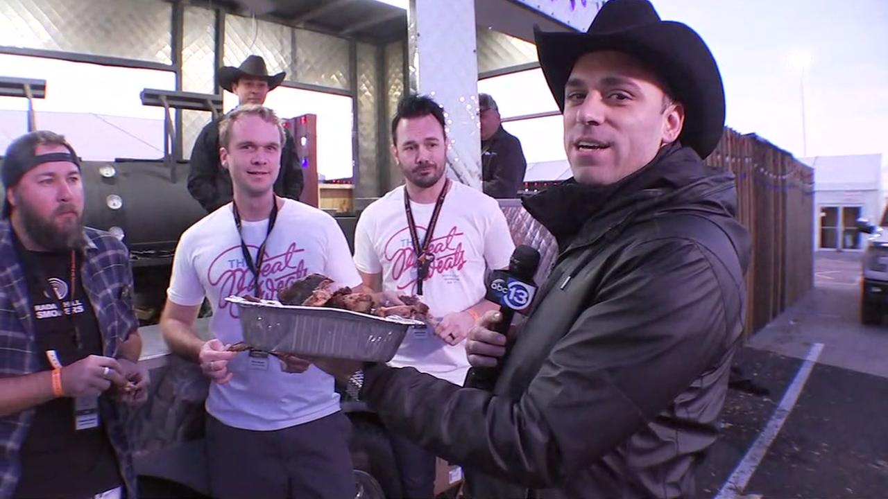 RodeoHouston barbecue competition