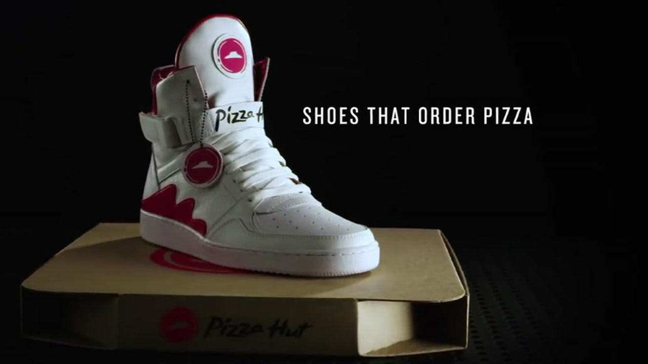 Pizza Hut Pie Tops shoes