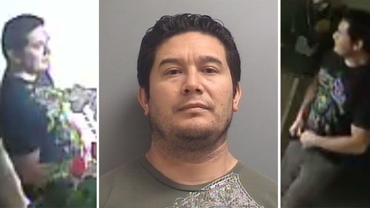 Samuel Duran - La Porte sex assault suspect