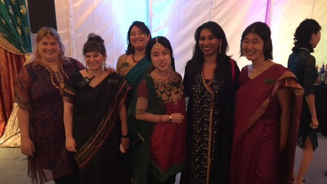 Asia Society Texas Centers Tiger Ball celebrates India