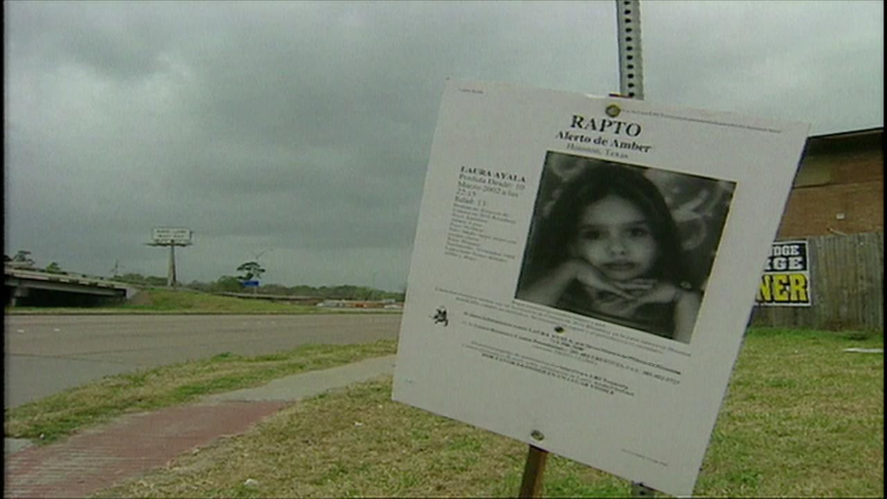 Laura Ayala has never been found, after she disappeared at age 13 in 2002
