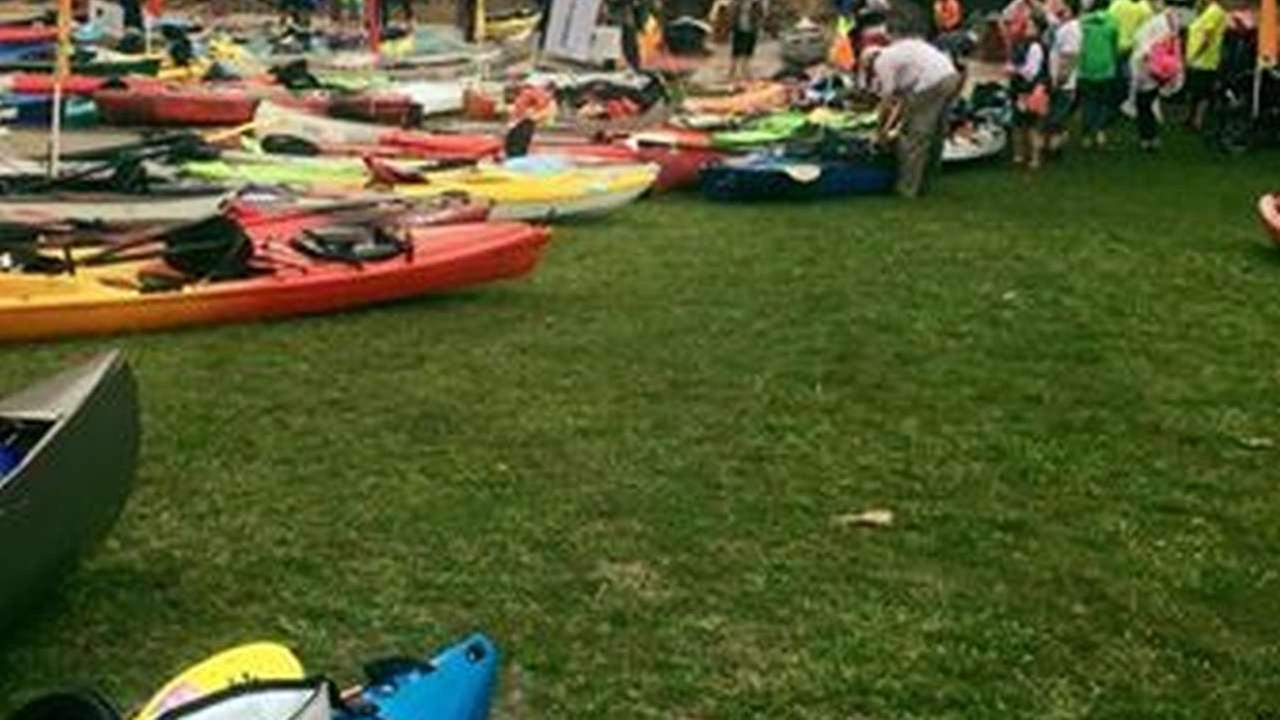 PHOTOS: 45th Annual Buffalo Bayou RegattaBuffalo Bayou Partnership