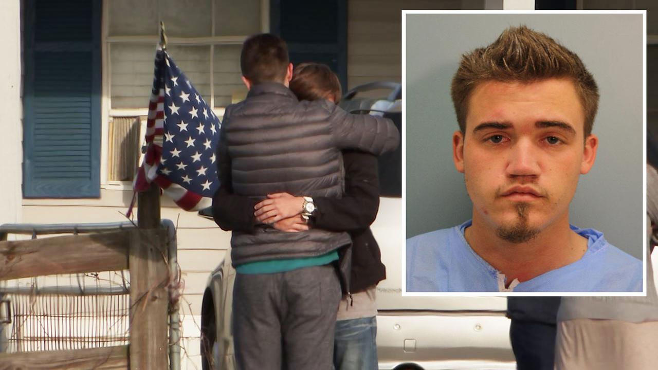 Grandma murder suspect - Nathan Billingsley