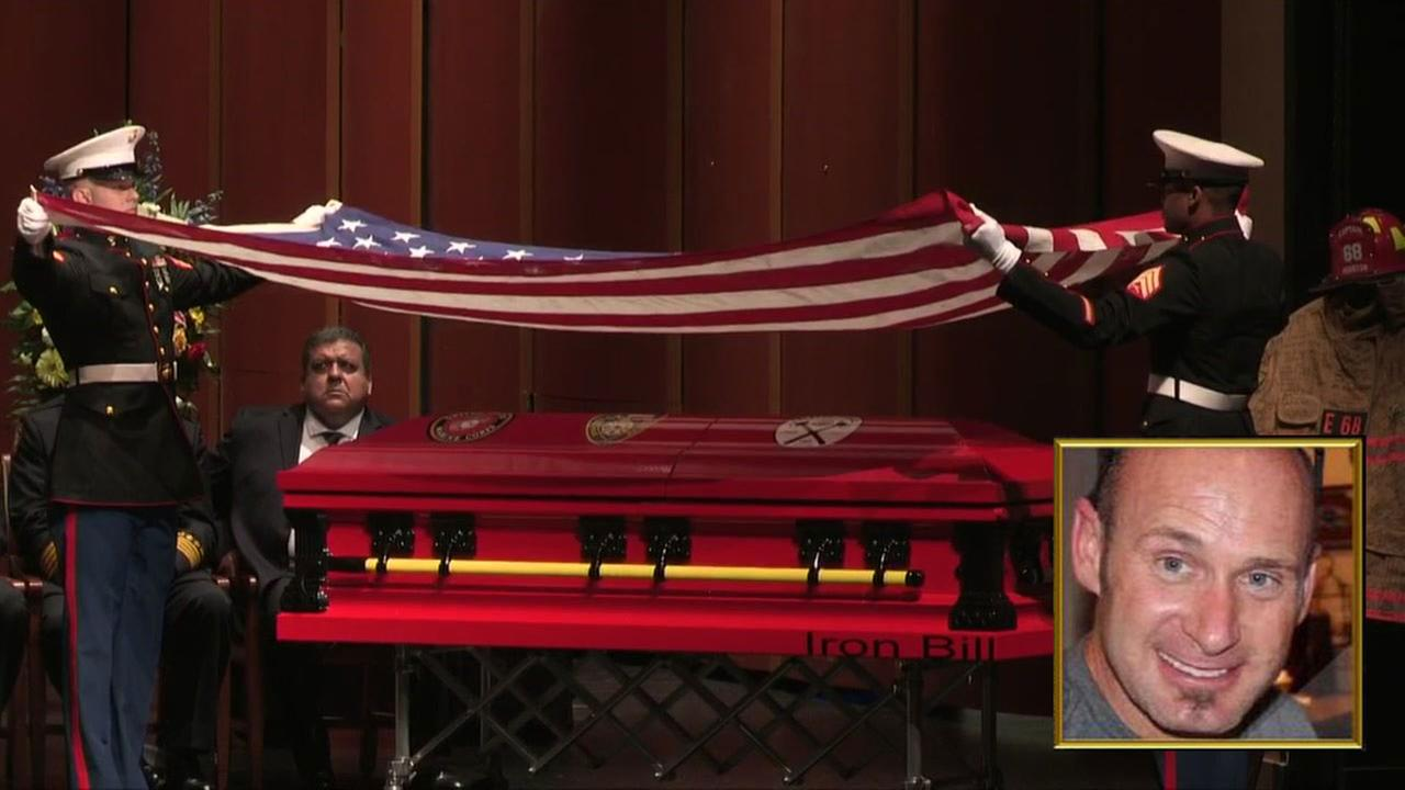 Bill Dowling funeral