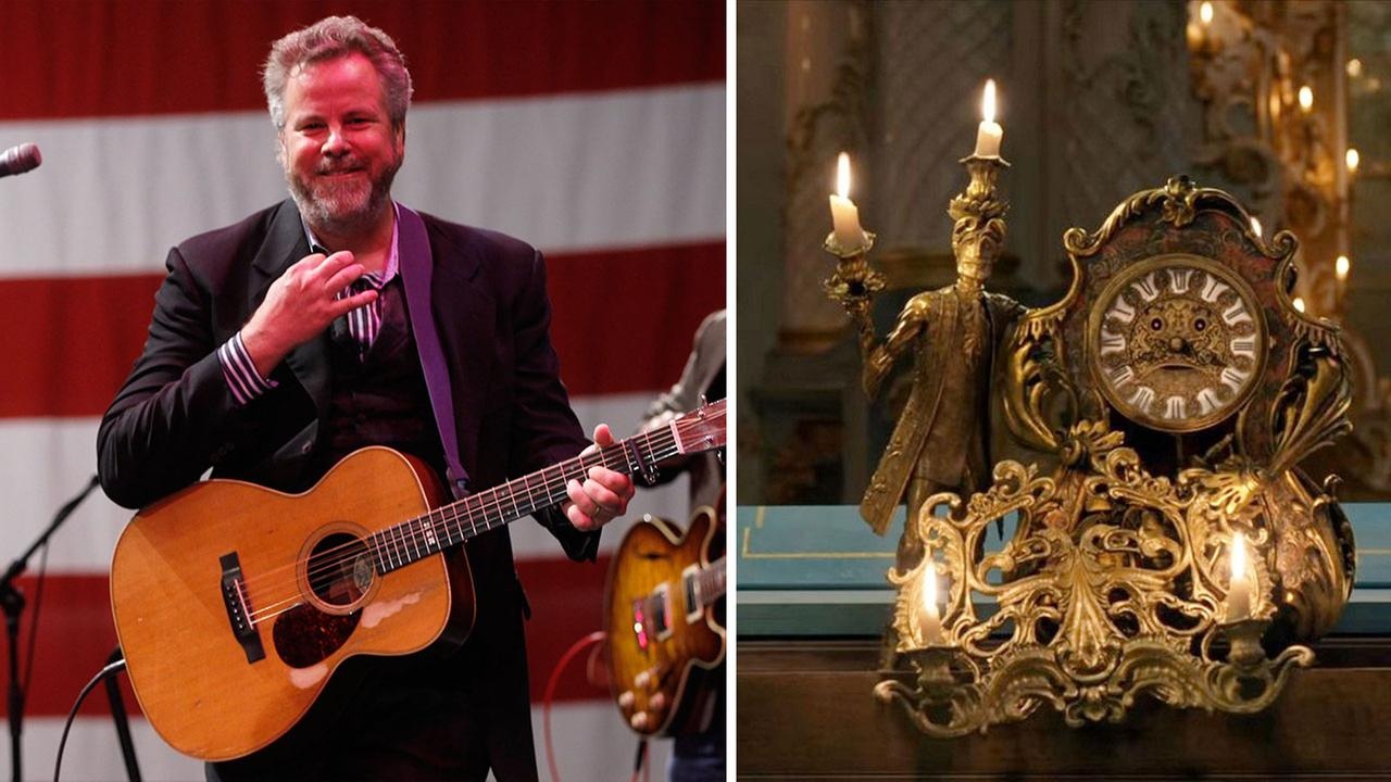 Singer-songwriter Robert Earl Keen as CadenzaAP Photo, Disney