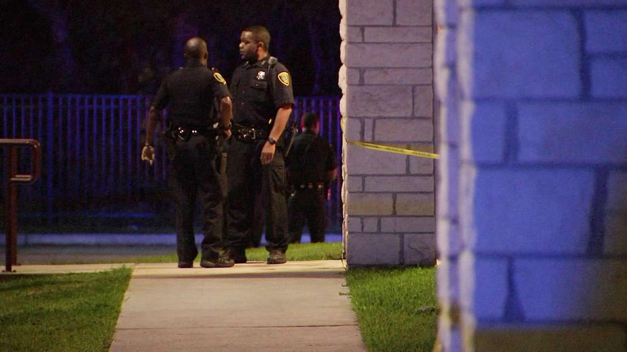 Officer involved shooting in NE Houston