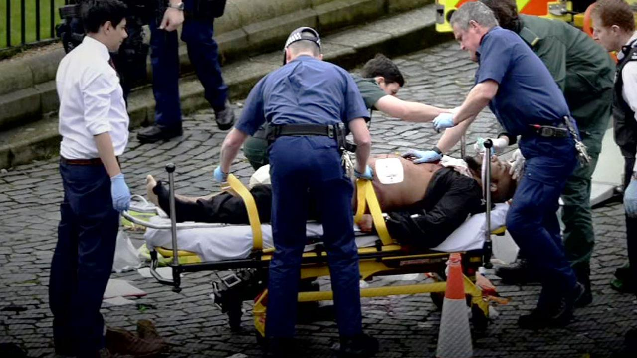 London terror suspect