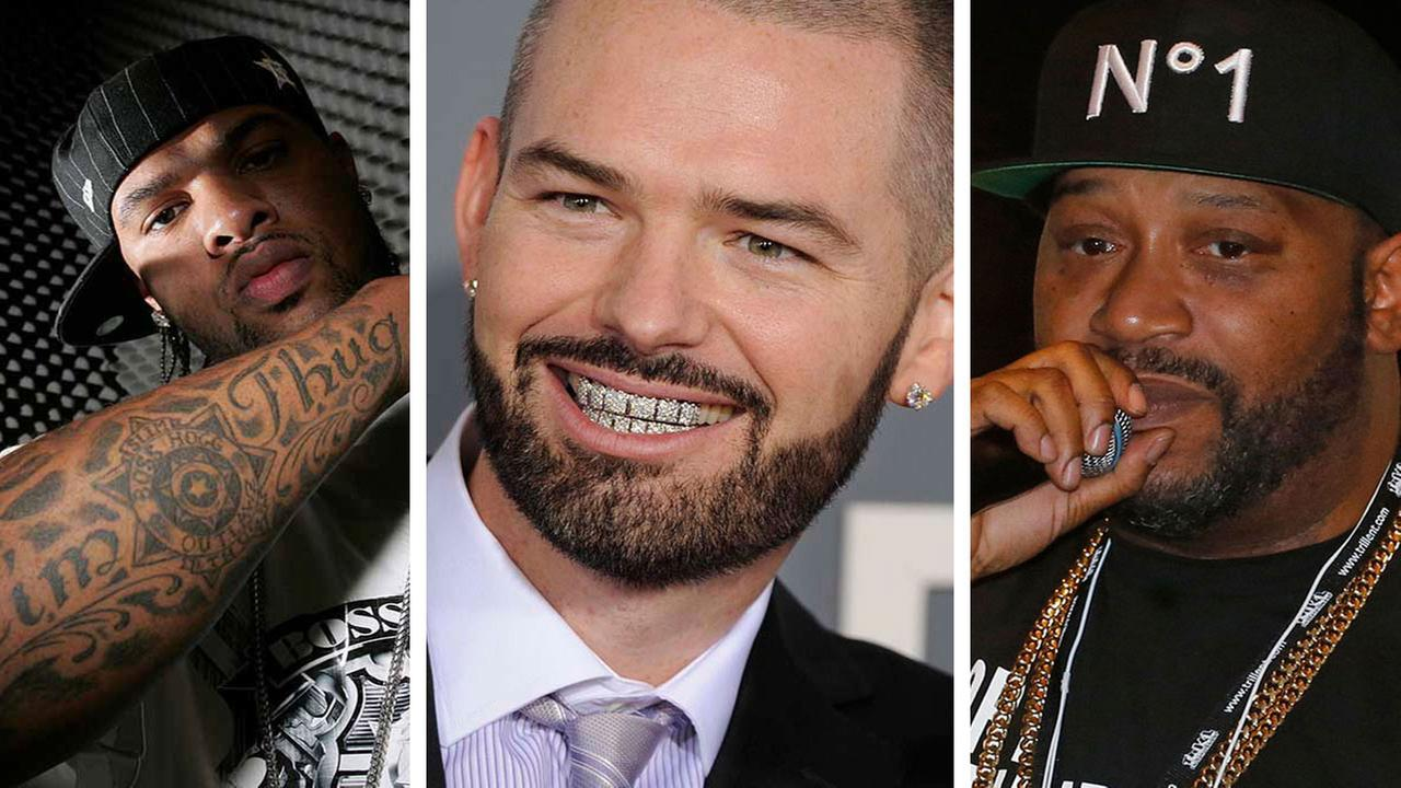 RodeoHouston must put together a concert with (from left) Slim Thug, Paul Wall and Bun B in 2018.
