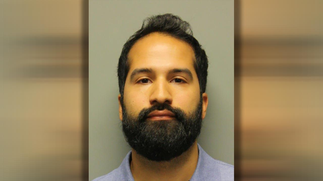 Allen Michael Uribes is charged with sexual assault of an adult