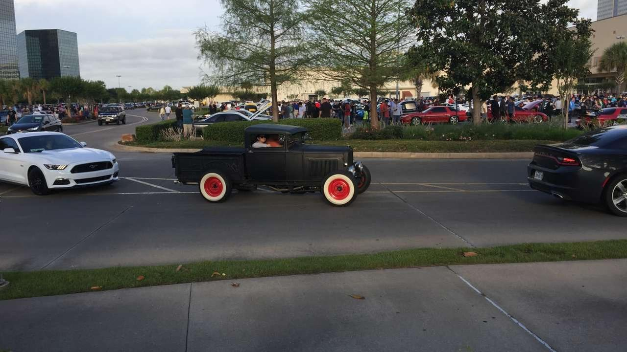Folks show off some awesome cars at Aprils Coffee and Cars event.Doug Hinebaugh