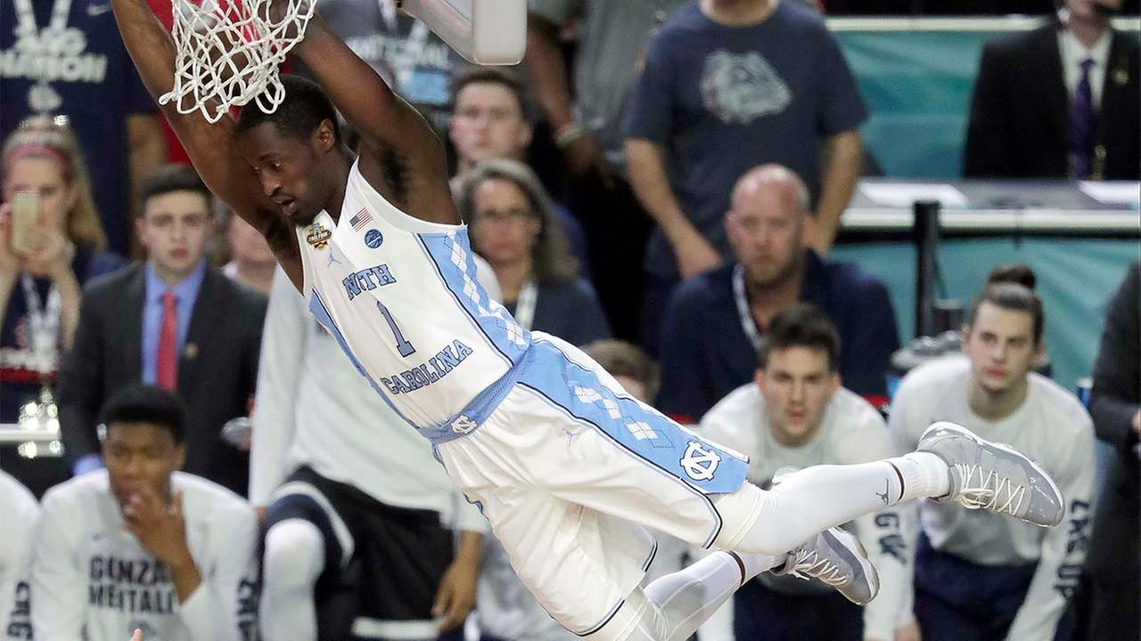 North Carolina Defeats Gonzaga for National Championship