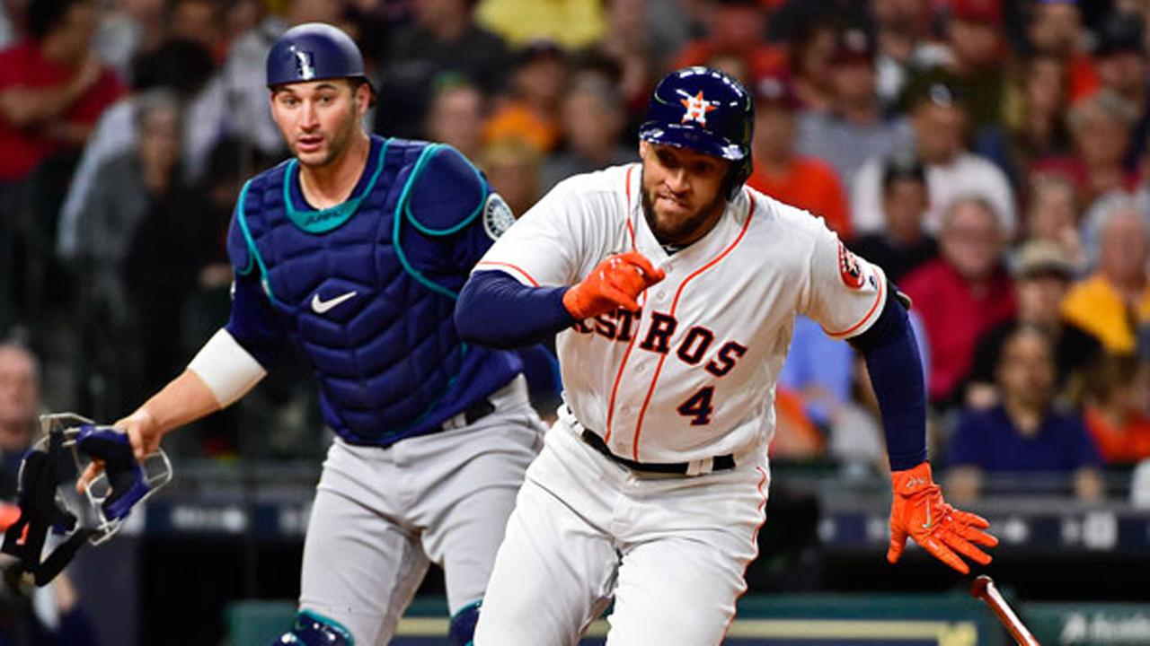 George Springer - Houston Astros