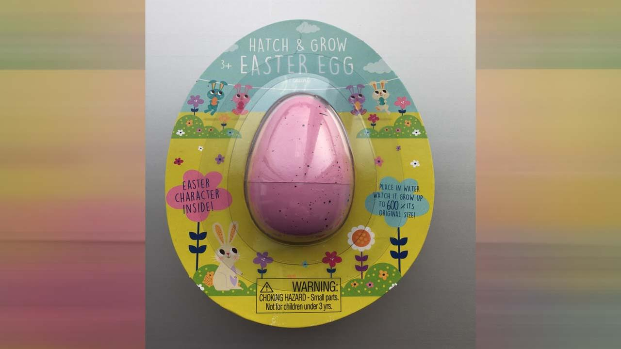 Target recalls Easter toys due to 'serious ingestion hazard'