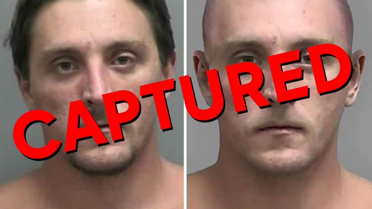 Burglary suspect who mailed manifesto to Trump captured