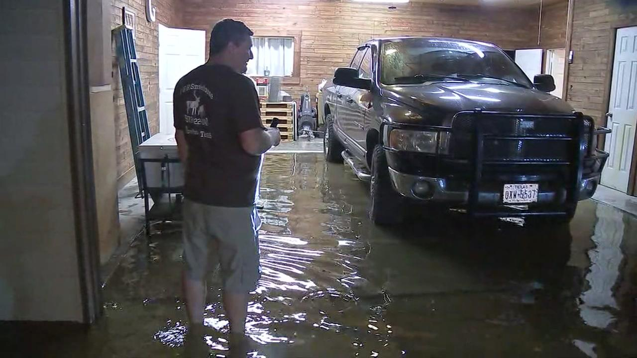 Flash Flood Watch Extended Through Monday
