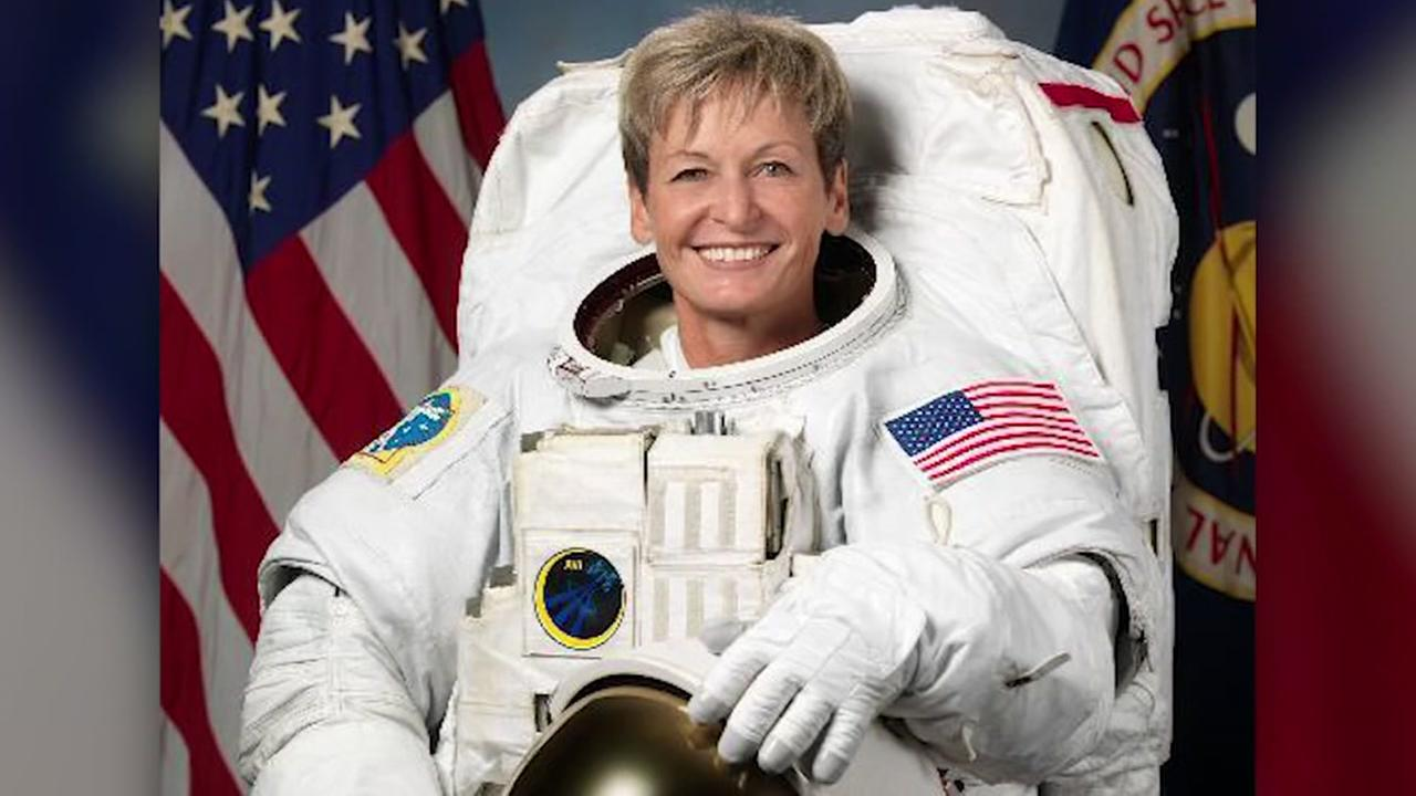Astronaut Peggy Whitson sets record of most cumulative days in space