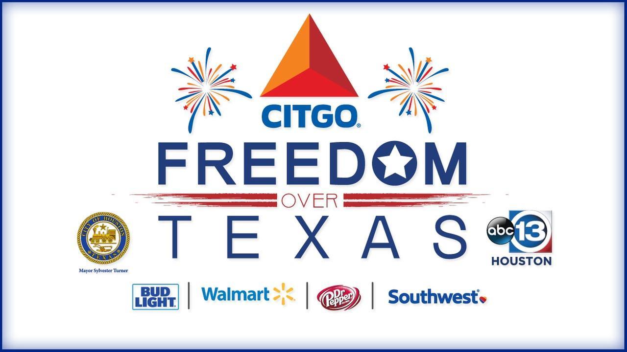 CITGO Freedom Over Texas