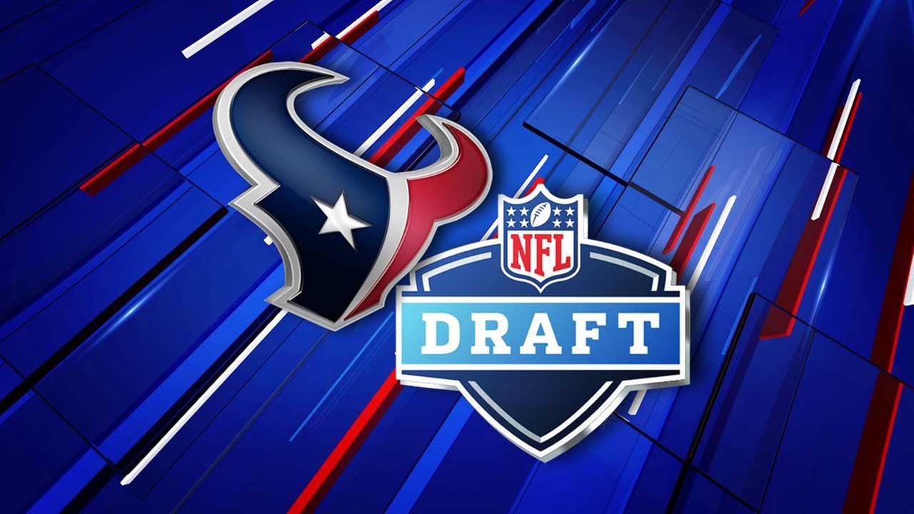 Texans add depth to team during final day of the NFL Draft
