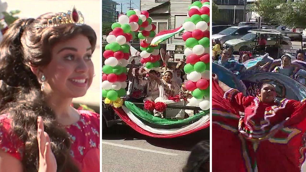 Princess Elena - Cinco de Mayo Parade